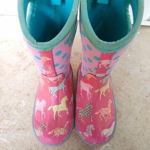 BOGS Children's Boots Size 13